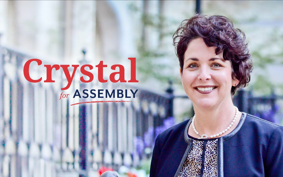 Crystal J. Miller to Announce Plans for 2020 Election Season